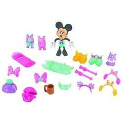 Fisher-Price Minnie Mouse Bow-Tique Deluxe Playset - Winter