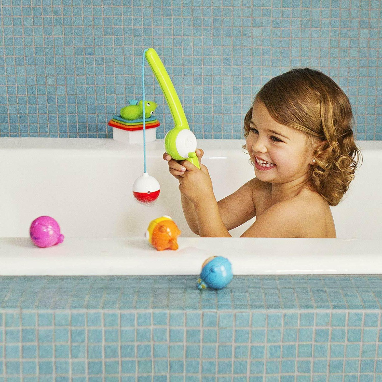 Fishin' Bath For Kids Girls Toddler 1 Age