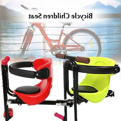 Front/Back Baby Bike Carrier Bicycle Security Seat For