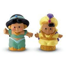 Game / Play Fisher Price Little People Disney 2 Pack, Unlock
