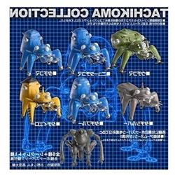 Ghost In The Shell S.A.C Tachikoma Collection Figure Set