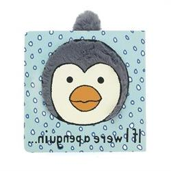 If I were a Penguin Book 6 by Jellycat