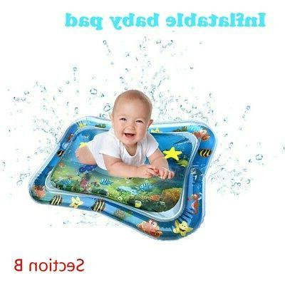 Inflatable Baby Water Novelty Play Game Tummy Time