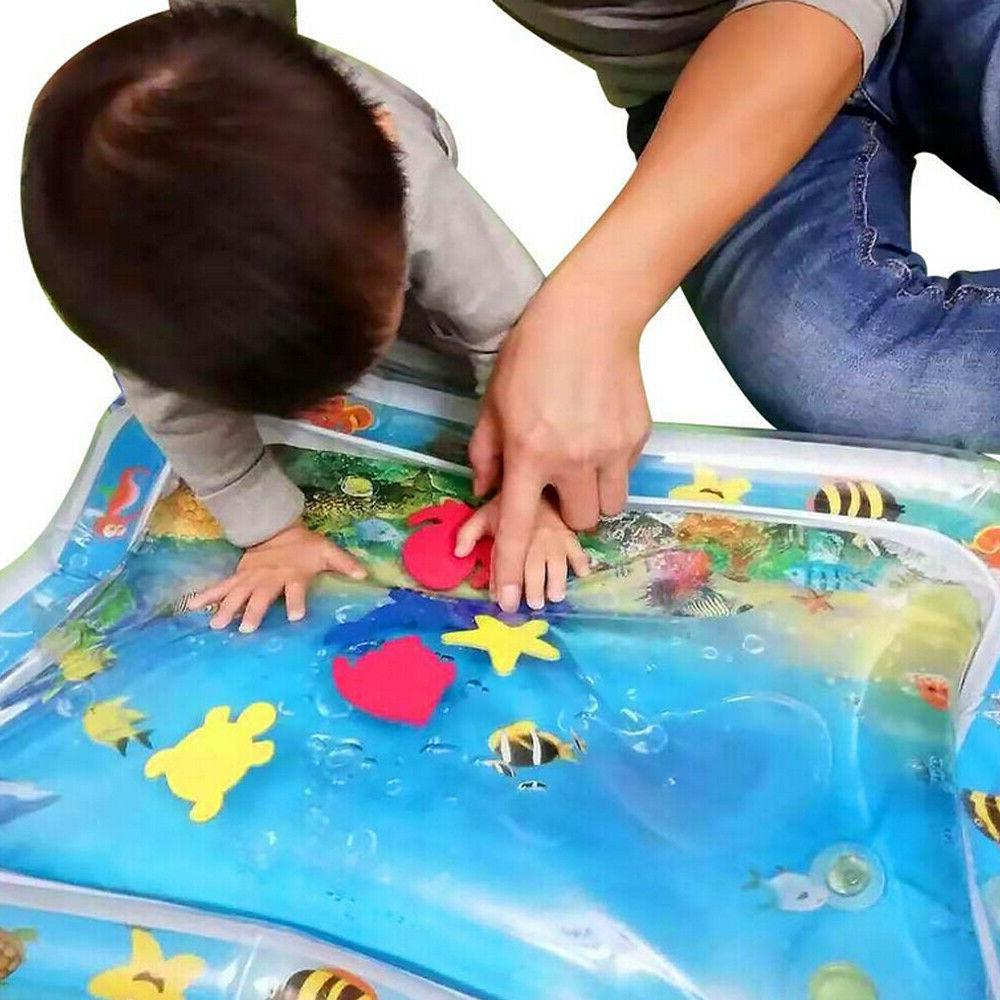 Inflatable Water Play Mat for Children Time USA