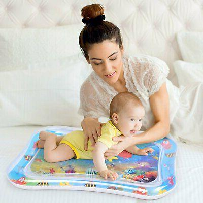 Baby Splash Playmat Time