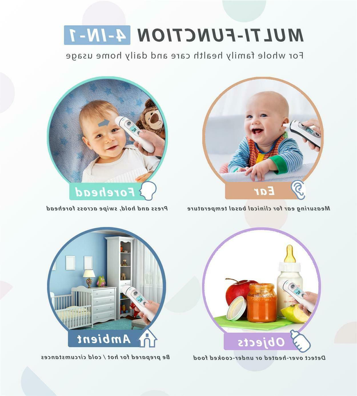 Digital for Body Temperature Forehead Baby