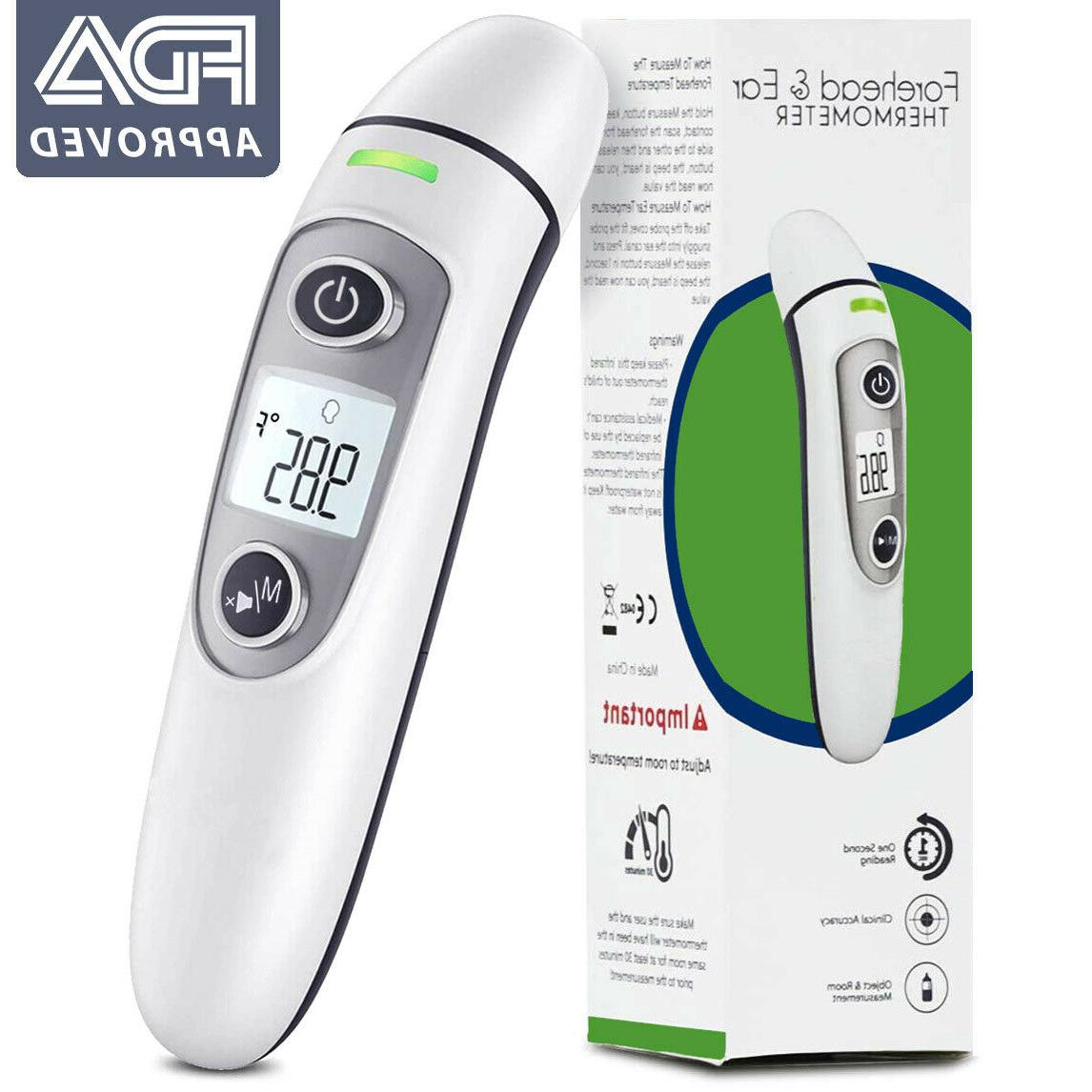 infrared thermometer for fever digital thermometer