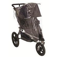 Jogging Stroller Rain Cover by Babies R Us