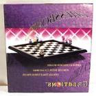 JUMBO CHESS CHECKERS BOARD classic social games supply large