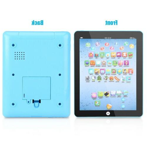 Kids Tablet Toy Educational Device Toddlers