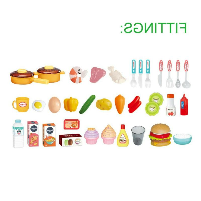 For Kids Toy Water Sounds Kitchenware