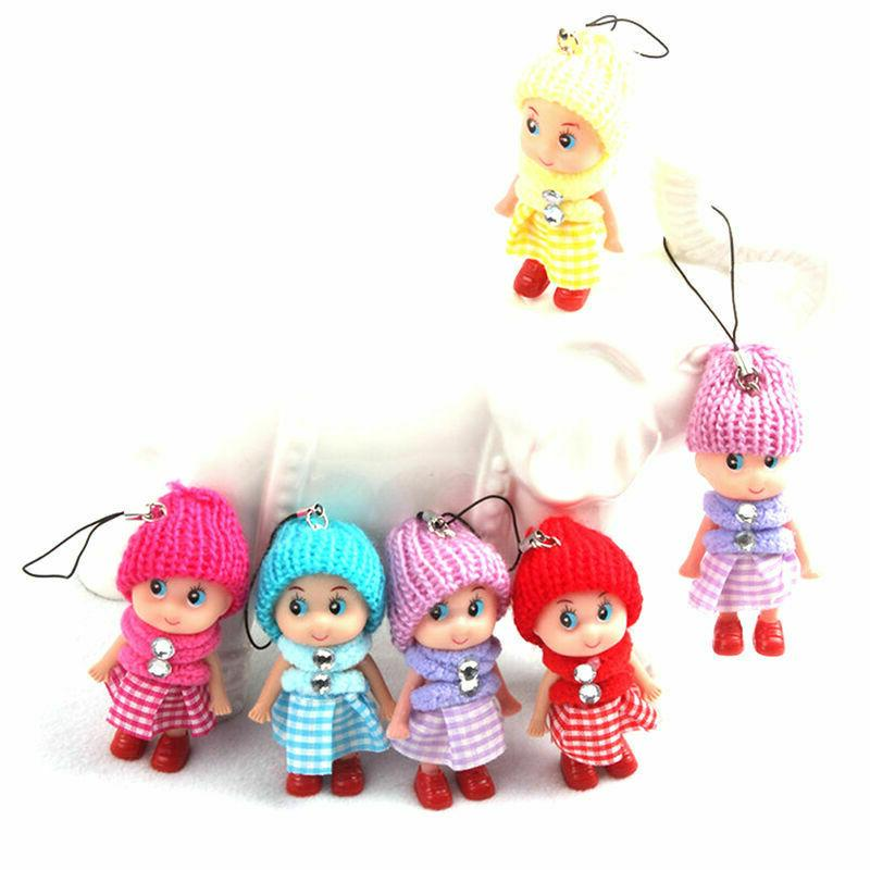 Kids Soft Baby Doll Cute For Gift Z0J4