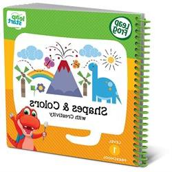 LeapFrog LeapStart Preschool Shapes and Colors Activity Book