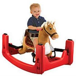 Legacy Grow With Me Pony Rocker, Bouncer convertible Rocking