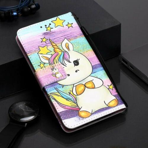 For LG 4 Leather Card Flip