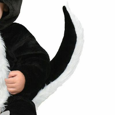 Little Skunk Costume for Babies, Includes
