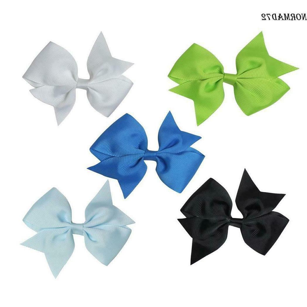 Lot Bows For Hair Clips