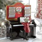 Mr. Christmas Magical Maestro Mouse with Piano Musical Table