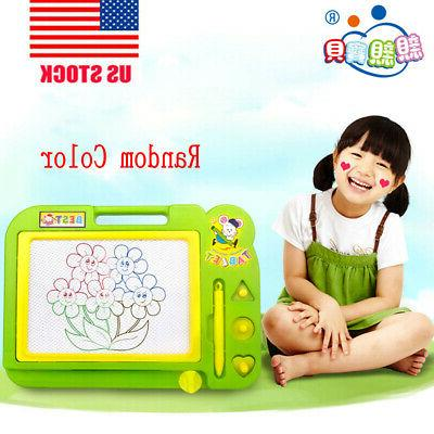 magnetic drawing board toy for kids magnetic