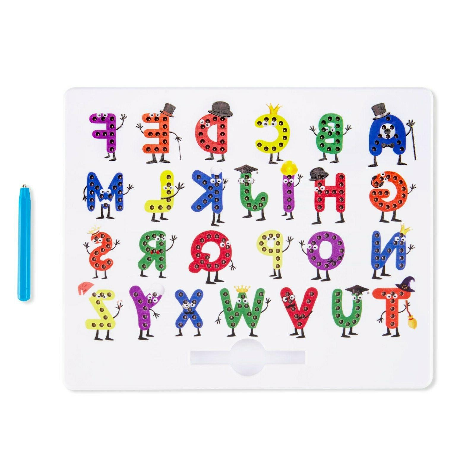 Magnetic California Toys - Writing Board ABC