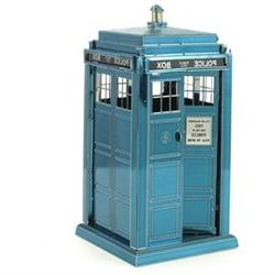 Fascinations Metal Earth Doctor Who Tardis 3D Laser Cut Mode
