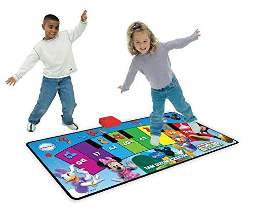 mickey mouse clubhouse music mat
