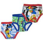 Disney Boys' Mickey Mouse 3 Pack Underwear - Toddler