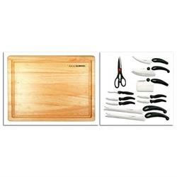 Miracle Blade World Class Series 11 Piece Set with Cutting B