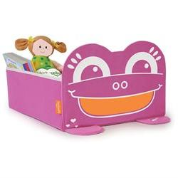 Monster Under-the-Bed Storage - Pink by P'kolino