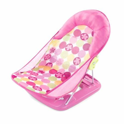Summer Infant Mother's Touch Deluxe Baby Bather in Pink