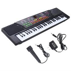 New 54 Keys Music Electronic Keyboard Kid Electric Piano Org
