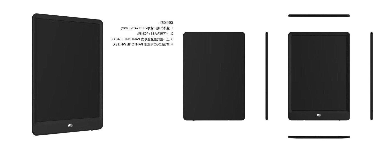 New LCD E-Writing Tablet Pad Learning Gift