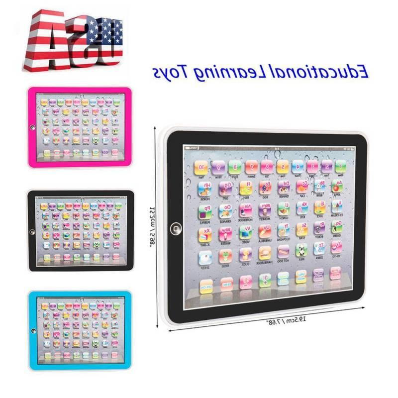 new kids children tablet pad educational learning