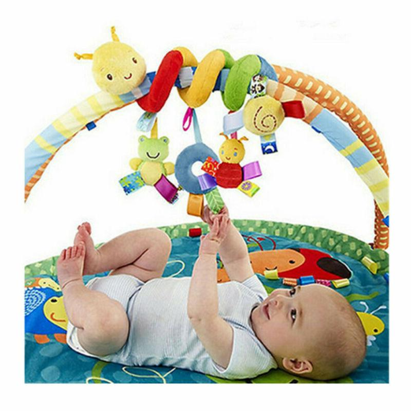 Baby Newborn Infant Hanging Rattles Around The Bed Stroller