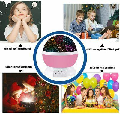 Night Gifts for Girls,Star Projector Gifts for