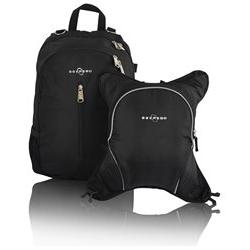 Obersee Rio Diaper Bag Backpack With Detachable Cooler - Bla