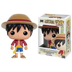 One Piece Luffy POP! Vinyl Figure by Funko