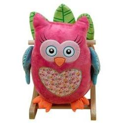 Owlivia Owl Rocker, Animals, Girl, Pink