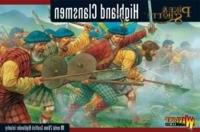 Warlord Games Pike & Shotte Highland Clansmen Army Infantry