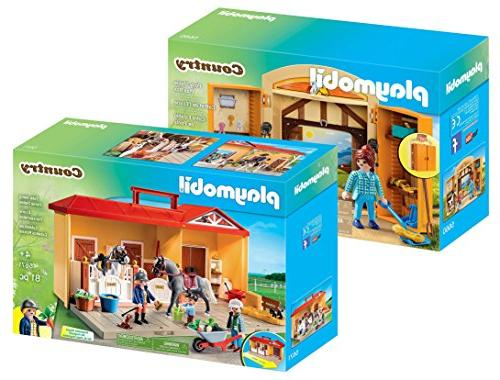 playmobil country playset