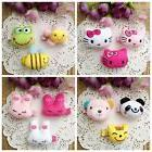 3pcs/lot Plush Cartoon Hair accessories Kids Baby Girls Hair