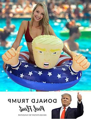 NINOSTAR Pool Float Trump Best Inflatable The Swimming...