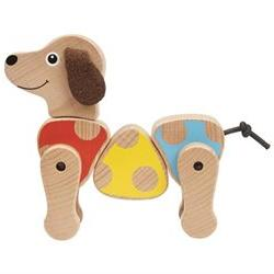 Melissa & Doug Puppy Grasping Toy - A Perfect First Manipula