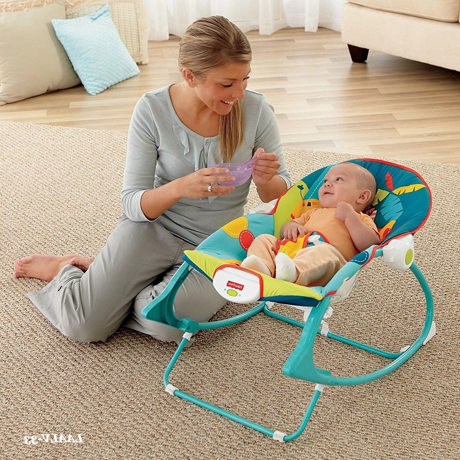 Reclining for babies and Fisher-Price, Safari