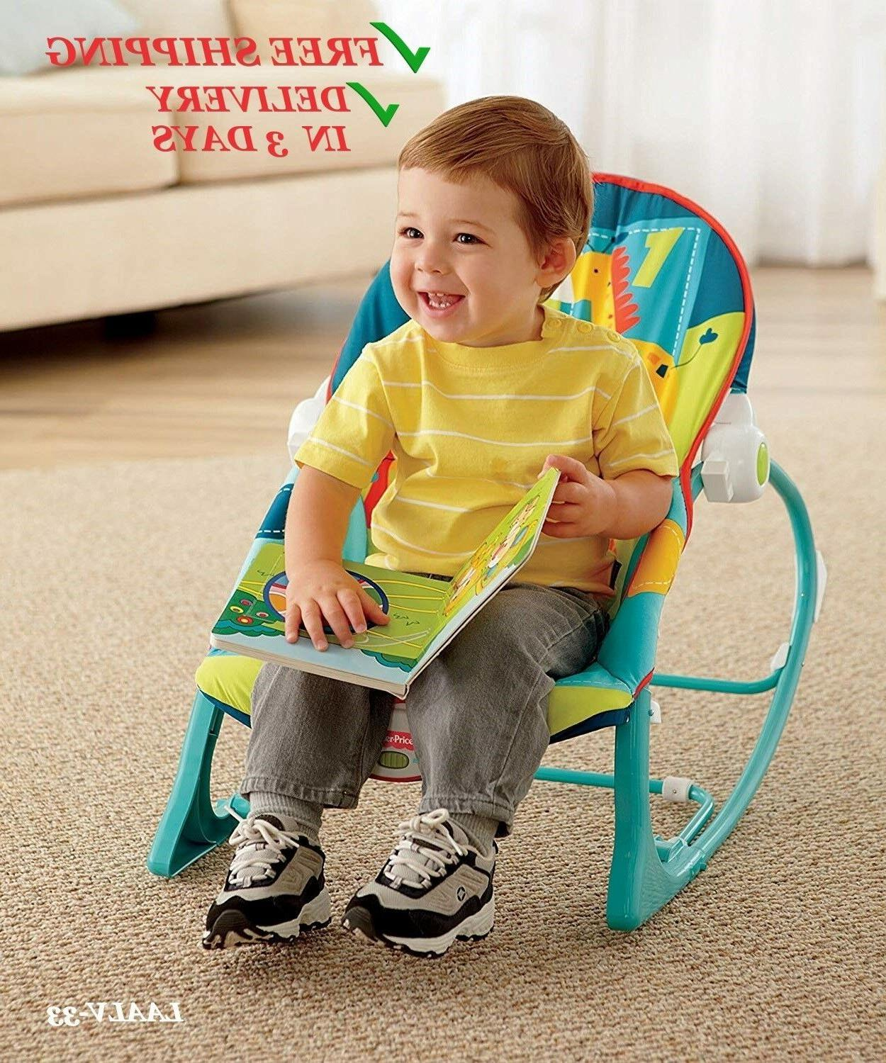 reclining rocking chair for babies and toddlers