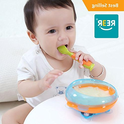 reer stay put suction bowl