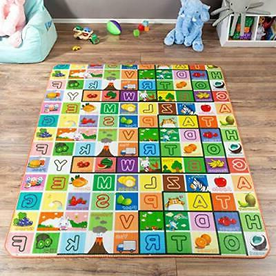 reversible baby play mat for babies