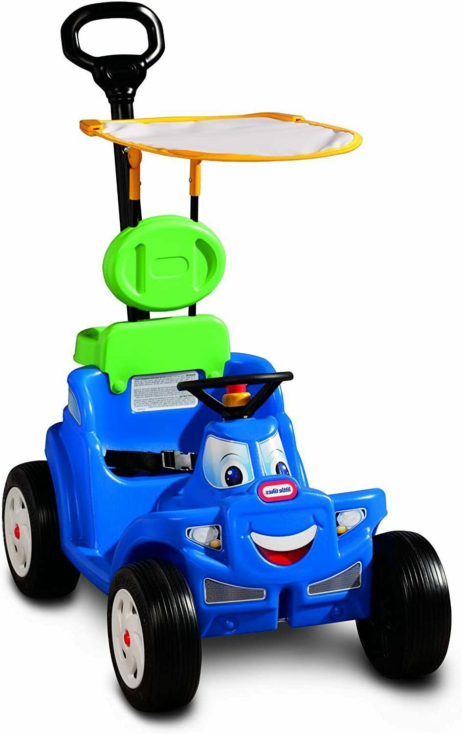 Ride Toys Girls Boys Toddlers Riding 1-4 Year Baby