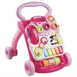 VTech Sit-to-Stand Learning Walker - Theme/Subject: Learning
