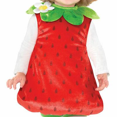 Strawberry Costume for Includes